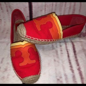 Tory Burch Espadrilles size 5.5
